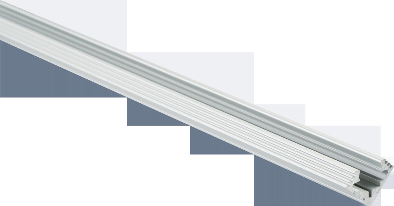 aluminium fl gel profil f r led b nder slim track f 24 13 t12i. Black Bedroom Furniture Sets. Home Design Ideas